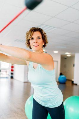 Sportlich motiviert